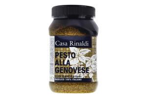 Крем-паста песто в подсолнечном масле Генуя Casa Rinaldi п/б 900г