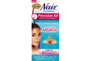 Nair Hair Remover Precision Kit For Face & Upper Lip