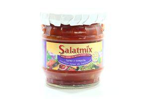 Лечо Salatmix з томатів солодкого перцю баклажанів 380г х6
