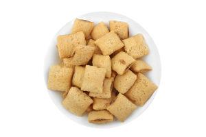 Подушечки круп'яні з начинкою з какао Смачна забава Золоте зерно кг