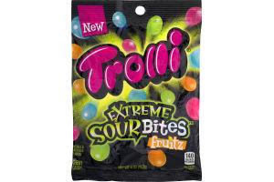 Trolli Extreme Sour Bites Fruitz