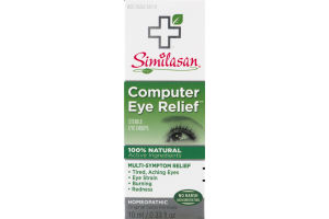 Similasan Computer Eye Relief Sterile Eye Drops