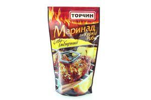 Маринад для курицы и рибы соево-имбирный Торчин 175г