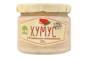 Хумус з в'яленими томатами Інша їжа с/б 270г