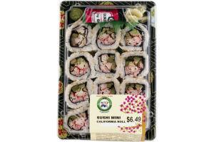Ace Sushi Mini California Roll