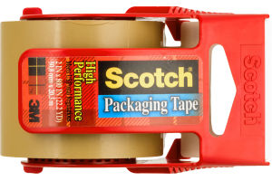 Scotch Packaging Tape High Performance