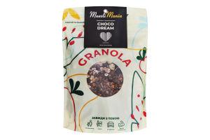 Сніданки сухі Гранола з шоколадом Choco Dream Muesli Mania д/п 350г