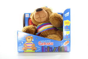 Игрушка Медведь-сказочник Dream Makers