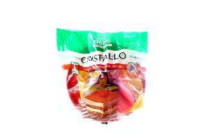 Набор Domi Cristallo одноразовой посуды 6персон арт.5706DI