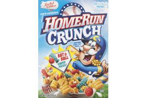 Cap'N Crunch's HomeRun Crunch Cereal
