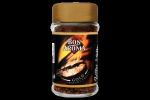 Кофе натуральный растворимый сублимированный Gold Bon Aroma с/б 50г