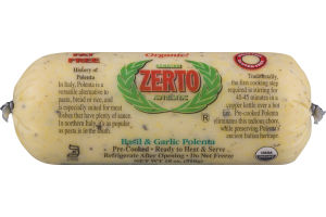 Zerto Polenta Basil & Garlic