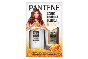 Набор косметический Густые и крепкие Pro-V Pantene 1шт