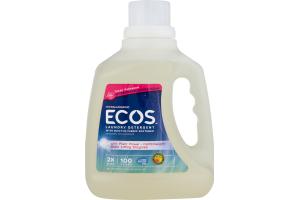 ECOS Laundry Detergent Fresh Geranium