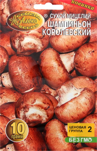 Семена Алекс Гриб Шампиньон королевский