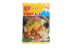 Лапша Bich-Chi рисовая со вкусом курицы