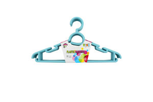 Набор вешалок для одежды №791117 Yiwu Kitchen Utensils Manufacturing 1шт