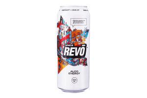 Напій слабоалкогольний 0.5л 8.5% енергетичний лімітована версія Revo з/б