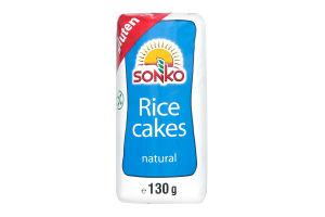 Галеты рисовые Sonko 130г