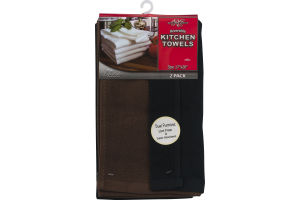 Royal Crest Reversible Kitchen Towels - 2 PK