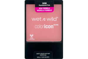 Wet n Wild Coloricon Blush 325B Pearlescent Pink