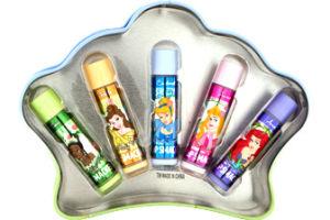 Lip Smacker Glosses Tin Disney Princess - 5 CT