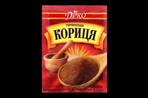 Кориця мелена Деко м/у 15г