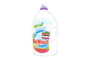 Гель для прання рідкий 4,5 л BelWasch для кольоровоi бiлизни п/флакон