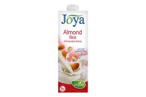 Напій мигдально-рисовий ультрапастеризований Almond Joya т/п 1л