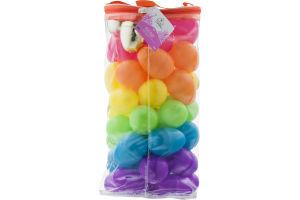 Smart Living Plastic Easter Eggs - 50 CT
