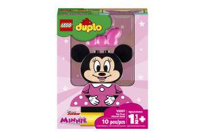 Конструктор для дітей від 18міс №10897 Duplo Lego 1шт
