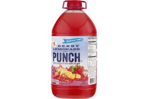 Ahold Berry Lemonade Punch