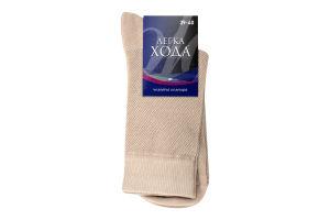 Шкарпетки чоловічі Легка хода №6333 25 сахара
