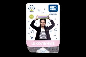 Колготы детские Boy&Girl №343 116-122 ромб