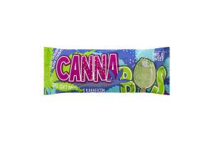 Мороженое 12% с канабисом и кунжутом Cannabis Ласунка м/у 80г