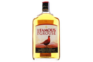Виски 0.5л 40% The Famous Grouse бут