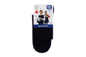 Шкарпетки дитячі Boy&Girl №411 25-27 темно-синій