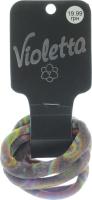 Резинка для волос №124167 Violetta 4шт