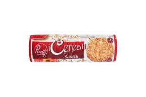 Печенье овсяное с яблоком Piselli м/у 270г