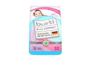 Порошок стиральный детский Burti 0,9кг.