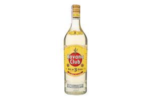 Ром 1л 40% Anejo 3 Anos Havana Club бут