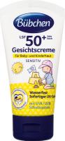Крем сонцезахисний для дітей від 6міс SPF50+ Sensitiv Bubchen 50мл