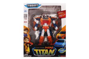 Робот-трансформер Tobot Титан Мини