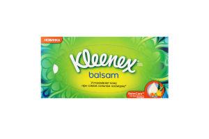 Салфетки Balsam Kleenex к/у 72шт
