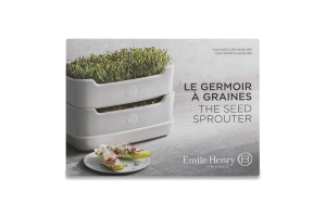 Проращиватель для зерен и семян №08700830 Emile Henry 1шт