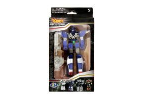 Робот X-bot Могутня сила асорті 14 см 9611-AR