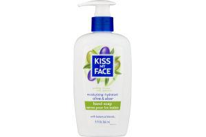 Kiss My Face Hand Soap Olive & Aloe