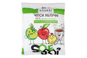 Чипсы яблочные Sosedi м/у 40г