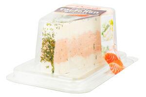 Сир Primello тортик з лососем 80г х12