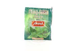 Лаврове листя(родствен) асорті 20г /Ямуна/
